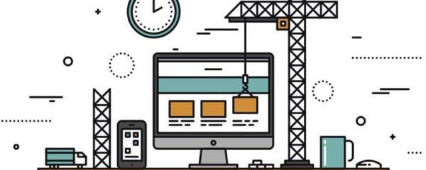 la création d'un site internet