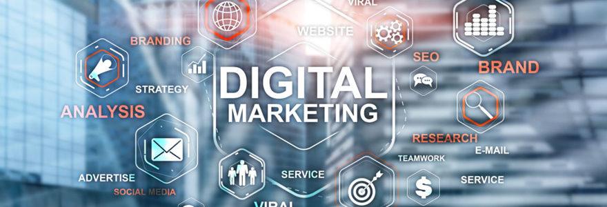 Marketing digital à Paris