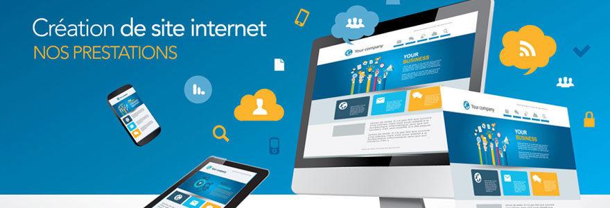 Création de sites Web sur Annecy